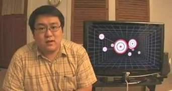 Віртуальну реальність тепер можна створити вдома і на звичайному телевізорі