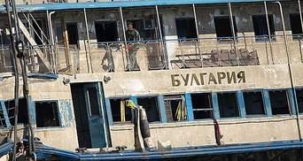 """Операція з постановки судна """"Булгарія"""" в док почнеться ввечері 25 липня"""