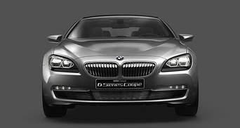 BMW показали картинки купе шостого покоління