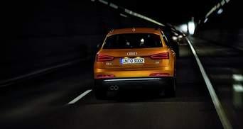 Новий кросовер від Audi — Q3