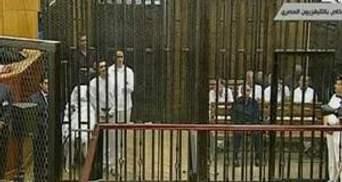 Суд по делу Хосни Мубарака перенесен на 15 августа