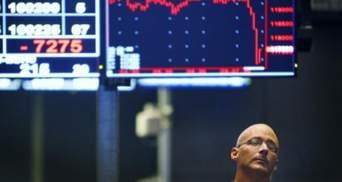 """Индекс """"Украинской биржи"""" на открытии опустился на 2,39%"""
