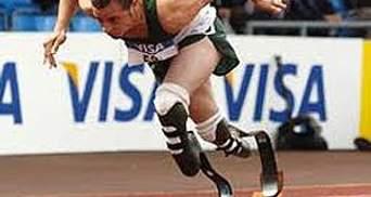 Безногий бігун візьме участь у ЧС з легкої атлетики на рівні з усіма