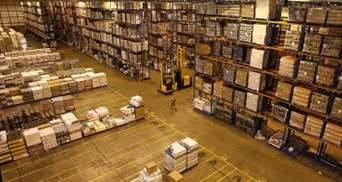 В США продолжают увеличиваться запасы товаров на складах