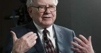 Баффет просит повысить налоги для богачей