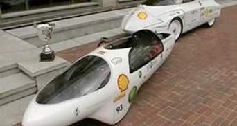 На літрі бензину авто Kropelka може проїхати до 660 км