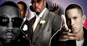 ТОП-п'ять хіп-хоп королів