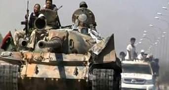 Повстанці захопили столицю Лівії — Тріполі