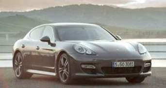 Porsche Panamera Turbo S - найшвидший у світі лімузин