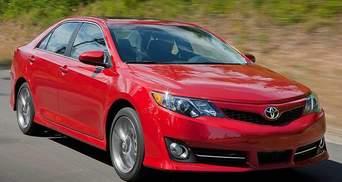 З'явились фотографії нової Toyota Camry