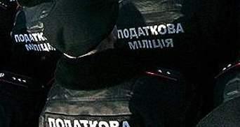 Налоговая милиция проводит обыск в здании Федерации профсоюзов
