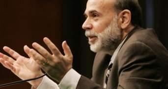 Бернанке: ФРС имеет инструменты для стимулирования экономики США
