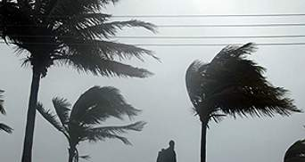"""Ураган """"Айрін"""" досяг узбережжя США"""