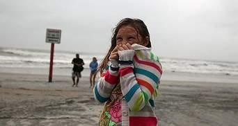 """В США бушует ураган """"Айрин"""""""