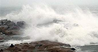 """Ураган """"Айрин"""" ослабел до уровня тропического шторма"""