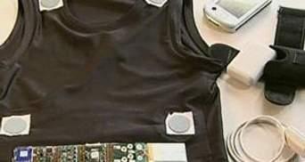 Сенсорний одяг продовжить життя