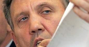 Ківалов: Законопроект про регіональні мови не шкодить українській