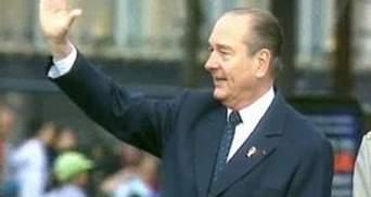 Жак Ширак не зможе постати перед судом через хворобу