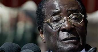 WikiLeaks: У президента Зимбабве обнаружили рак