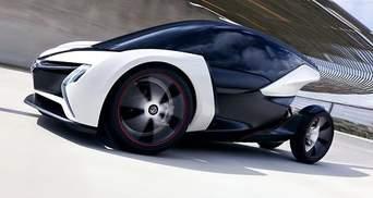 Opel представит двухместный электрокар