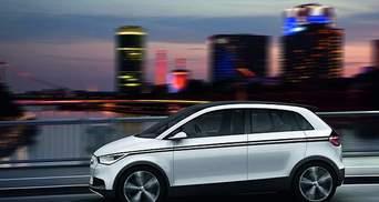 Audi показала концепт електрокара на базі моделі A2