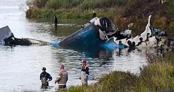 Усіх загиблих у авіакатастрофі під Ярославлем упізнали