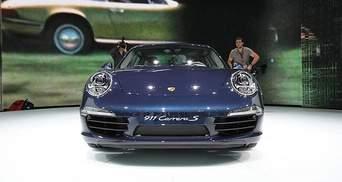 У Франкфурті показали новий Porsche 911 Carrera