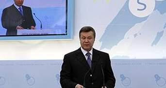 Янукович поїхав в Ялту на конференцію