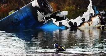Міністр: Катастрофа під Ярославлем сталась не через зовнішні чинники