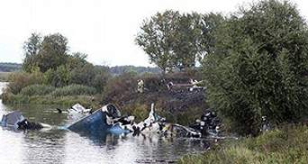 Фахівці МАК поговорили із бортінженером, який вижив у аварії Як-42