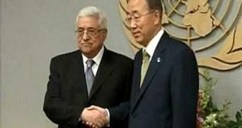 Итог недели: Палестина подала в ООН заявку о полном членстве
