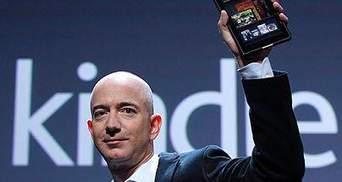Amazon представила конкурента iPad