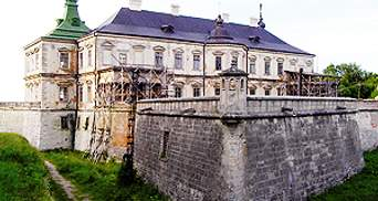 Янукович нацелился на Подгорецкий замок
