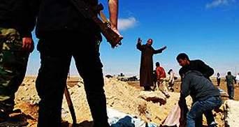 У Тріполі виявили ще одну братську могилу