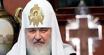 На вихідні патріарх Кирил приїде на Західну Україну