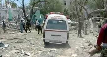 """Відповідальність за теракт у Сомалі взяло на себе угруповання """"Аш-ШабАб"""""""