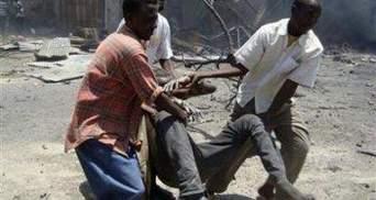 Кількість жертв внаслідок вибуху у Сомалі перевищила 100 осіб