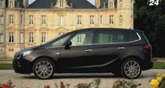 У продажу нова Opel Zafira та Combo з'явиться навесні-влітку