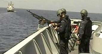 Британский и американский спецназ задержал 11 пиратов