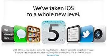 Apple представила iOS 5 — понад 200 оновлень і нововведень