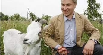 У швейцарської партії вкрали талісман - живого козла
