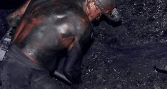 Українські шахтарі збільшили видобуток вугілля на 14%