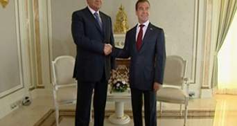 Янукович та Медведєв на зустрічі у Донбасі не будуть говорити про Тимошенко