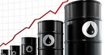 Нафта подорожчала до 110 доларів/барель