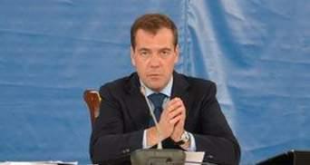 Медведєв прокоментував вирок Тимошенко
