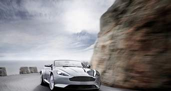 Aston Martin показала свій Virage