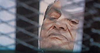 СМИ: Мубарак впал в истерику, когда узнал о смерти Каддафи