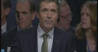 Сьогодні НАТО вирішить коли закінчувати операцію в Лівії