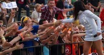Руслана Лыжичко посвятила свою новую песню Евро-2012