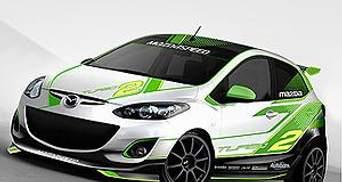 """Mazda повезе в Лас-Вегас тюнінговані """"спайдер"""" і хетчбек"""